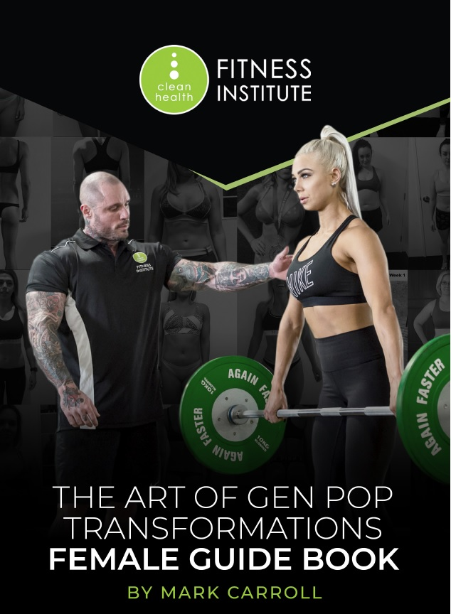 THE ART OF GEN POP TRANSFORMATIONS FEMALE/MALE GUID BOOK